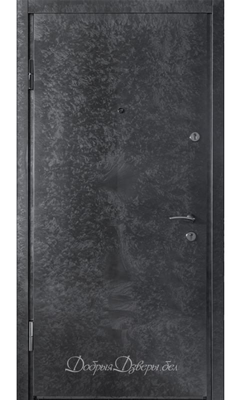 """Дверь металлическая. Отделка МДФ, композиция """"Мороз"""""""