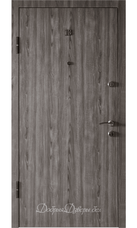 Металлическая входная дверь МДФ