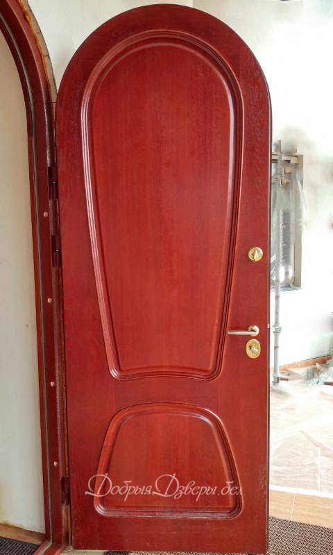 Металлическая входная дверь. 16 лет